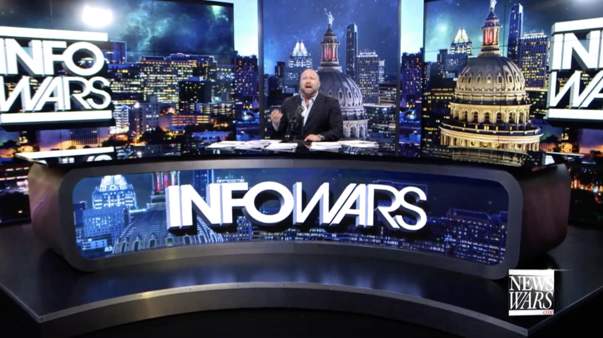Alex Jones Infowars 5 5 2020