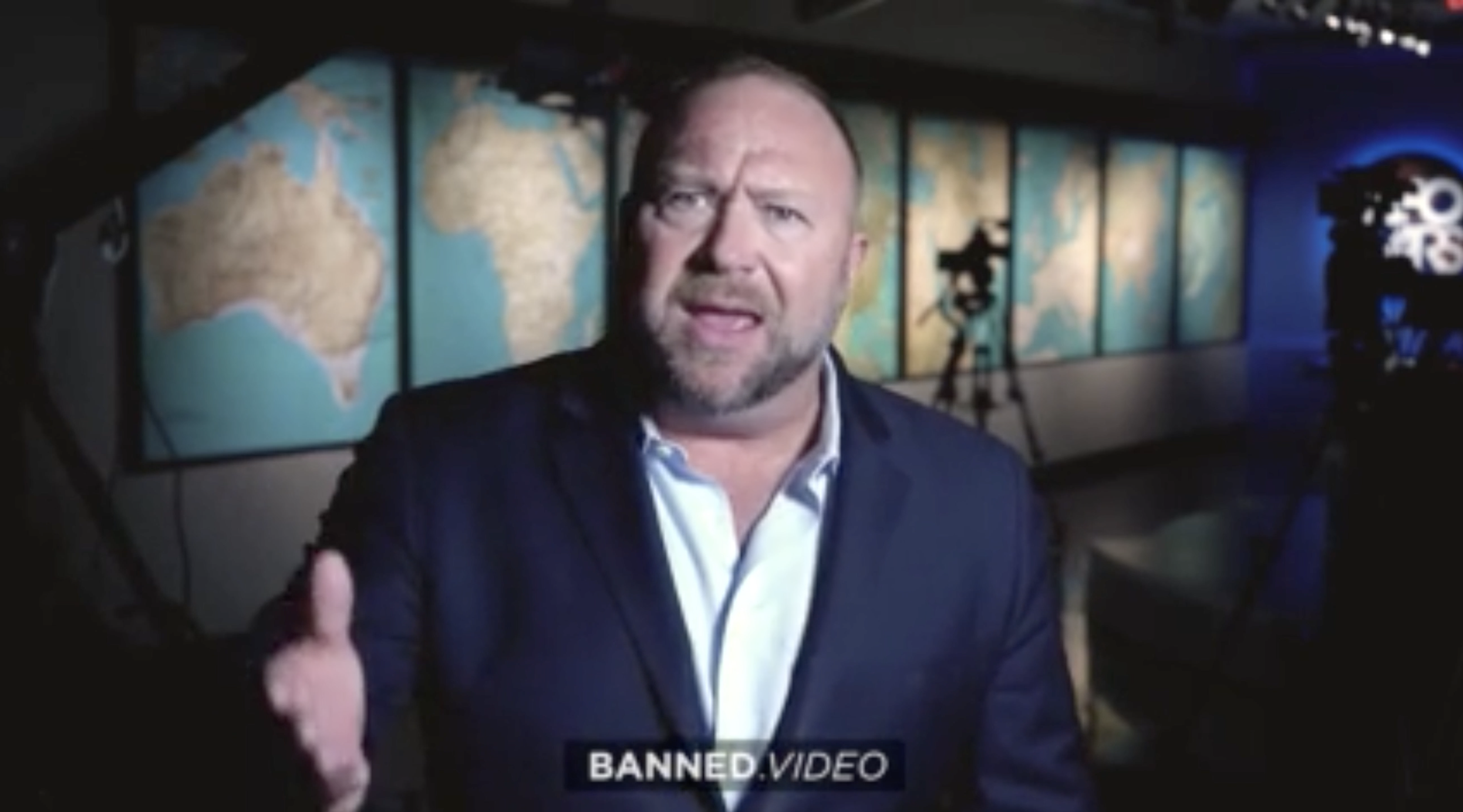 Alex Jonesw Infowars 5 17 2020
