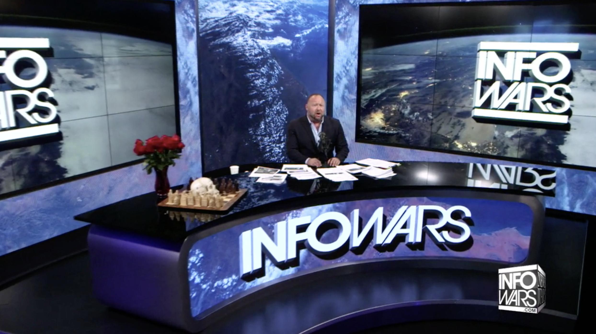 Alex Jones Infowars 6 10 2020