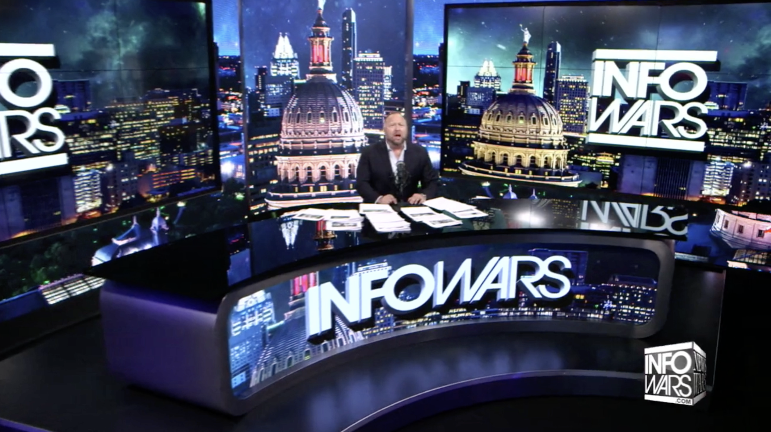 Alex Jones Infowars 6 11 2020