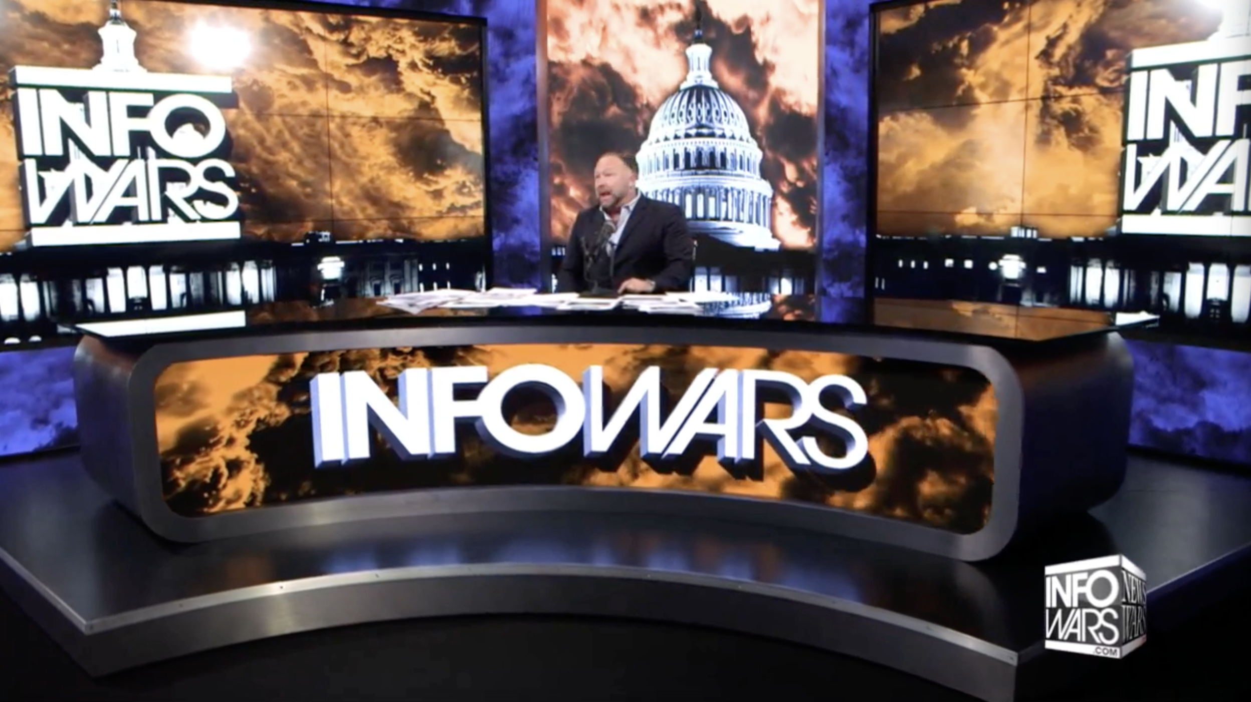 Alex Jones Infowars 6 3 2020
