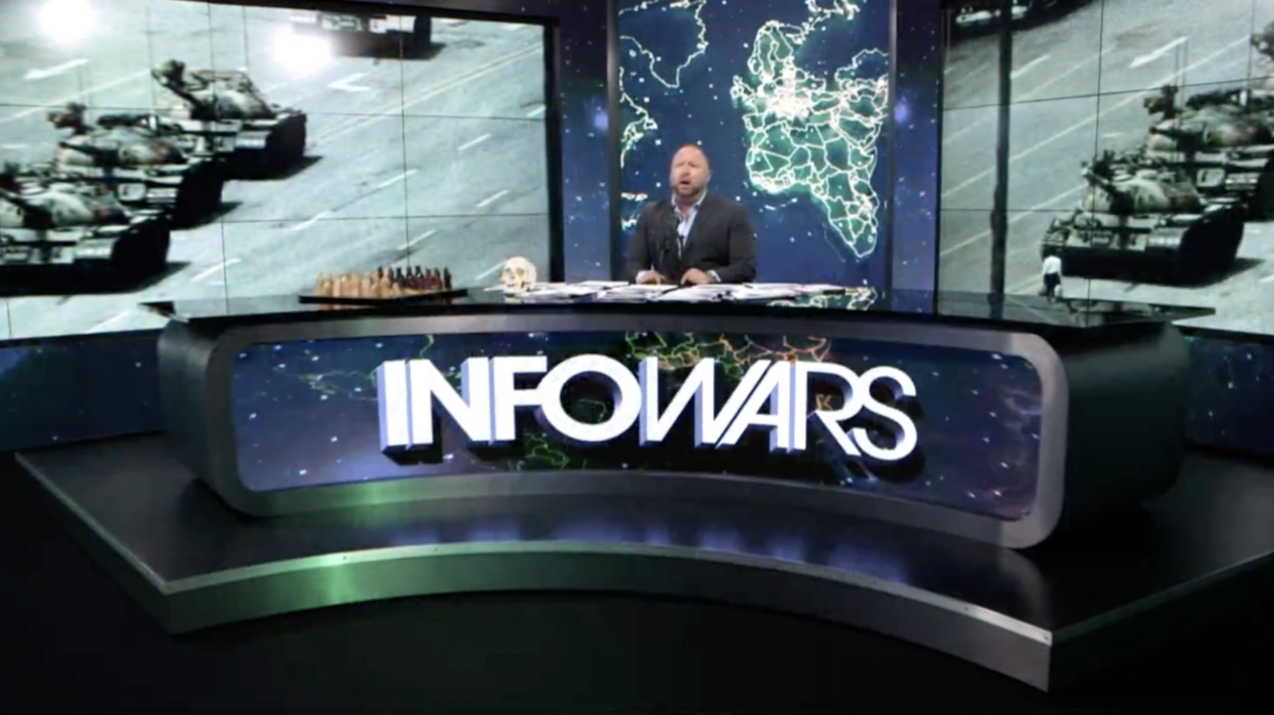 Alex Jones Infowars 6 4 2020