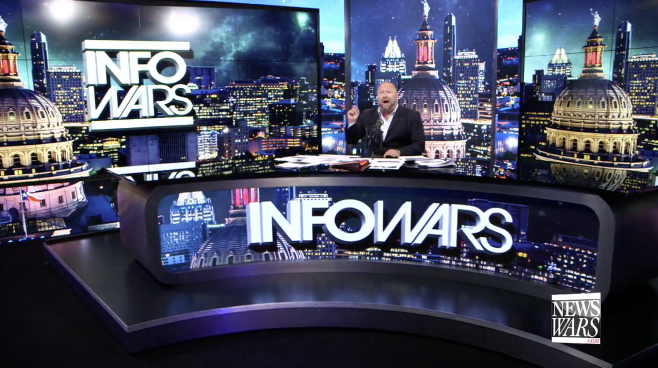 Alex Jones Show Infowars June 30th 2020