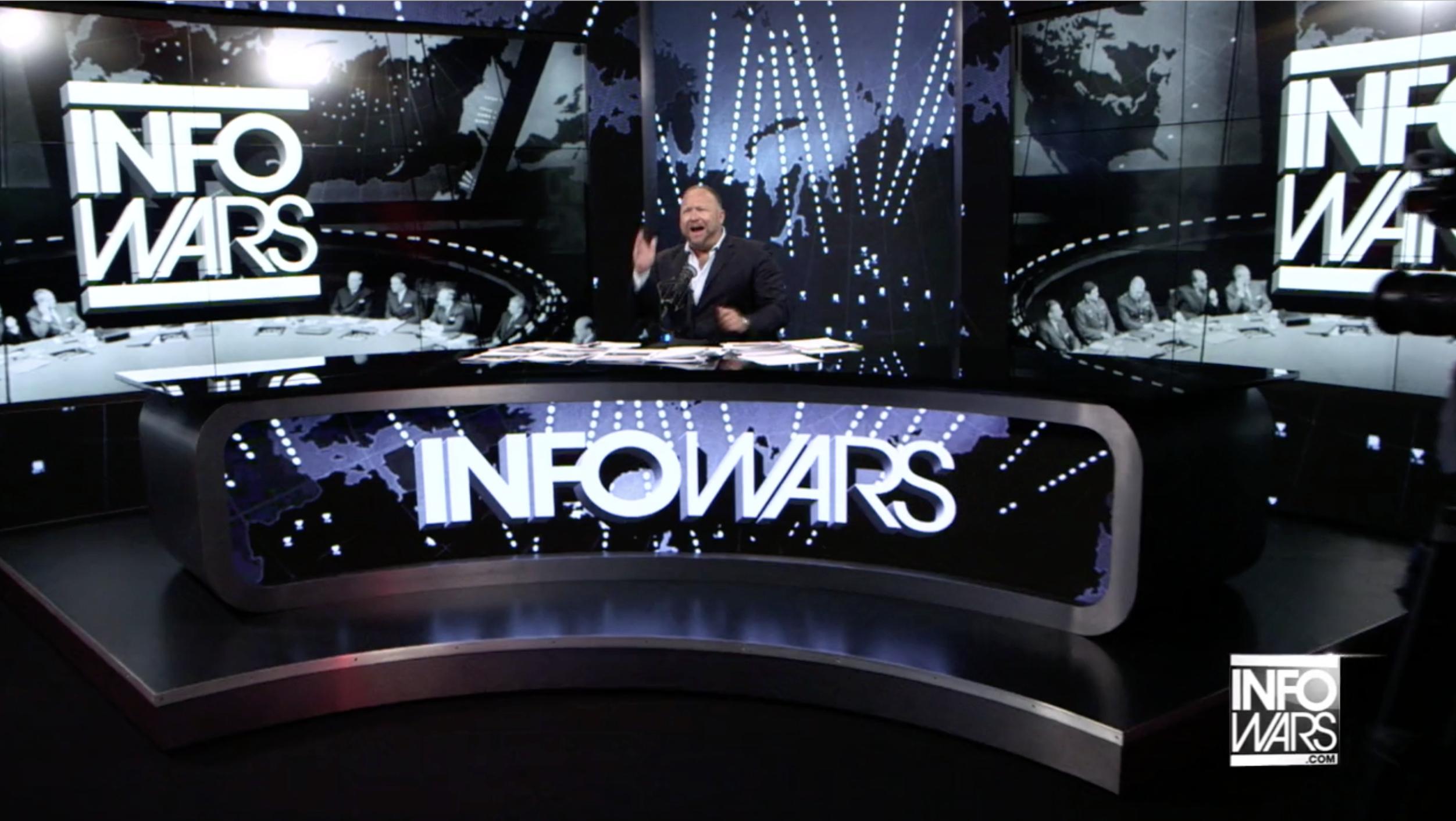 Infowars Alex Jones 6 22 2020