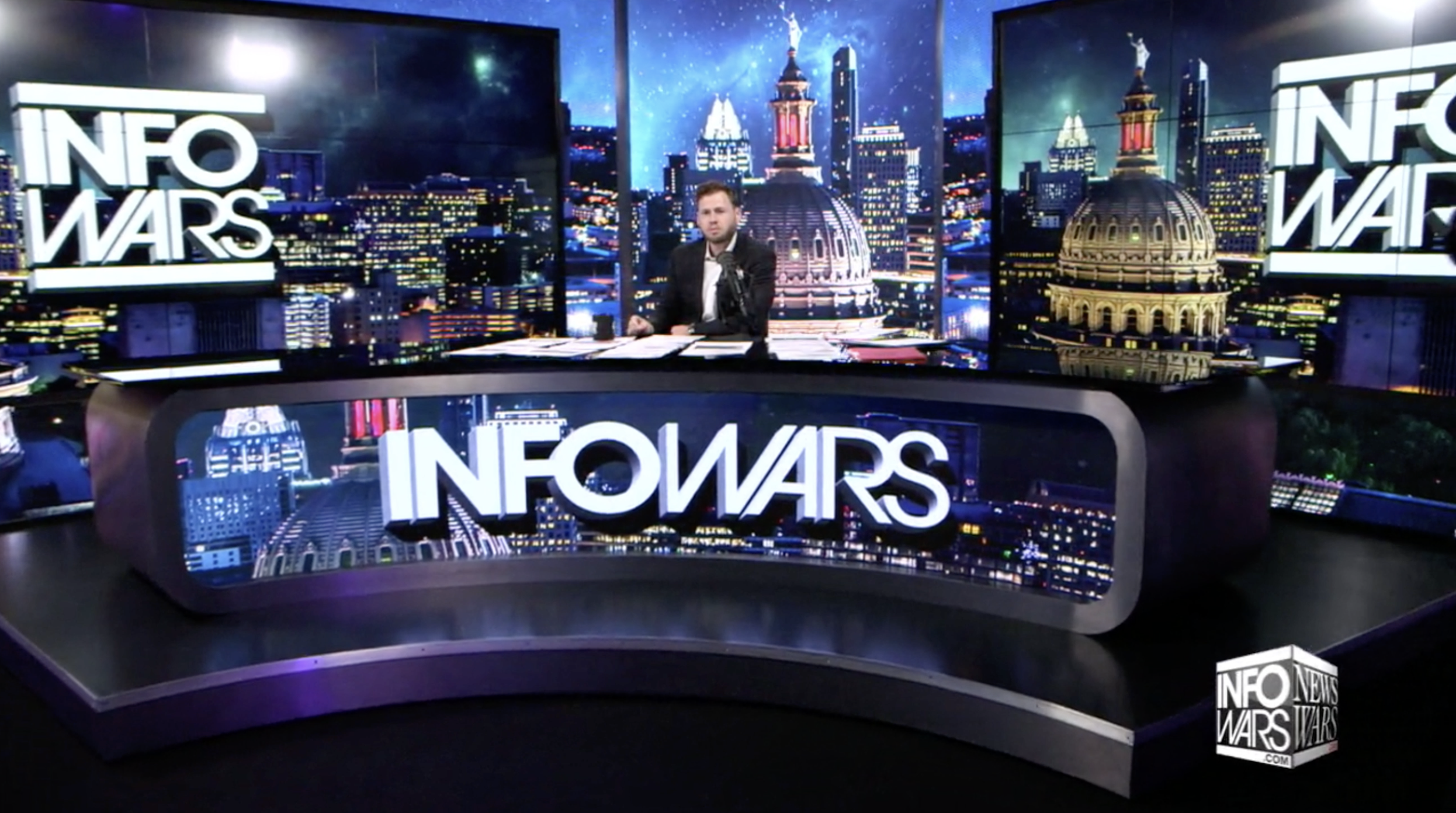 Owen Shroyer Infowars 6 15th 2020