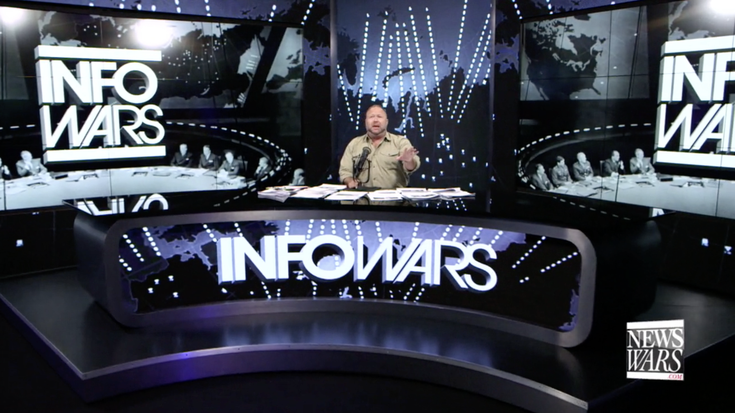 Alex Jones Infowars CDC Trump Coronavirus Coup July 10th 2020