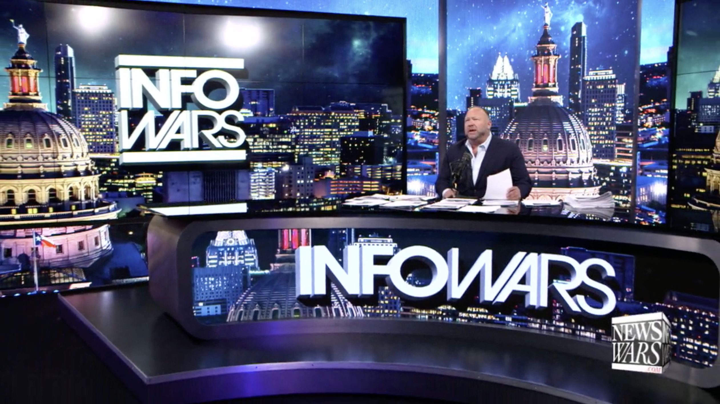 Alex Jones Infowars EXZM July 8th 2020