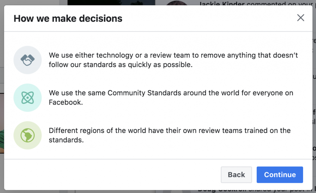 Facebook banned me for 3 days 4th of July 2020 2