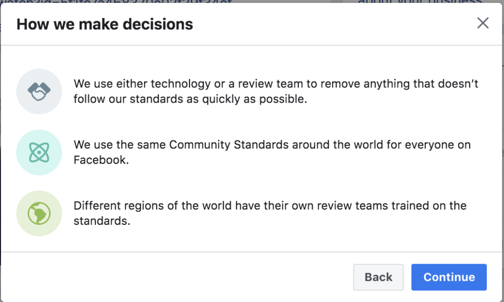 Facebook banned me for 3 days July 29th 2020 2