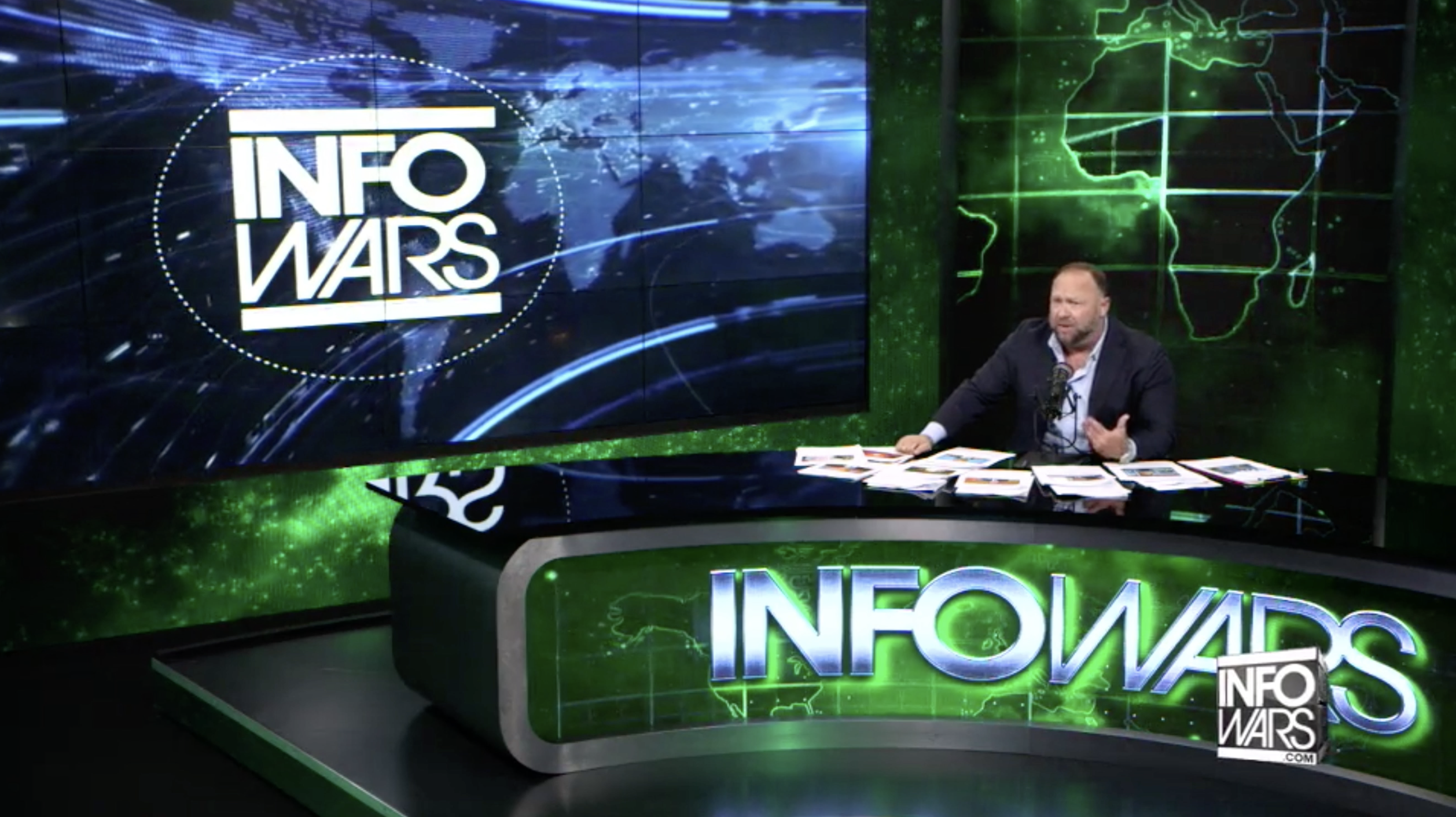 Alex Jones Infowars September 6th 2020
