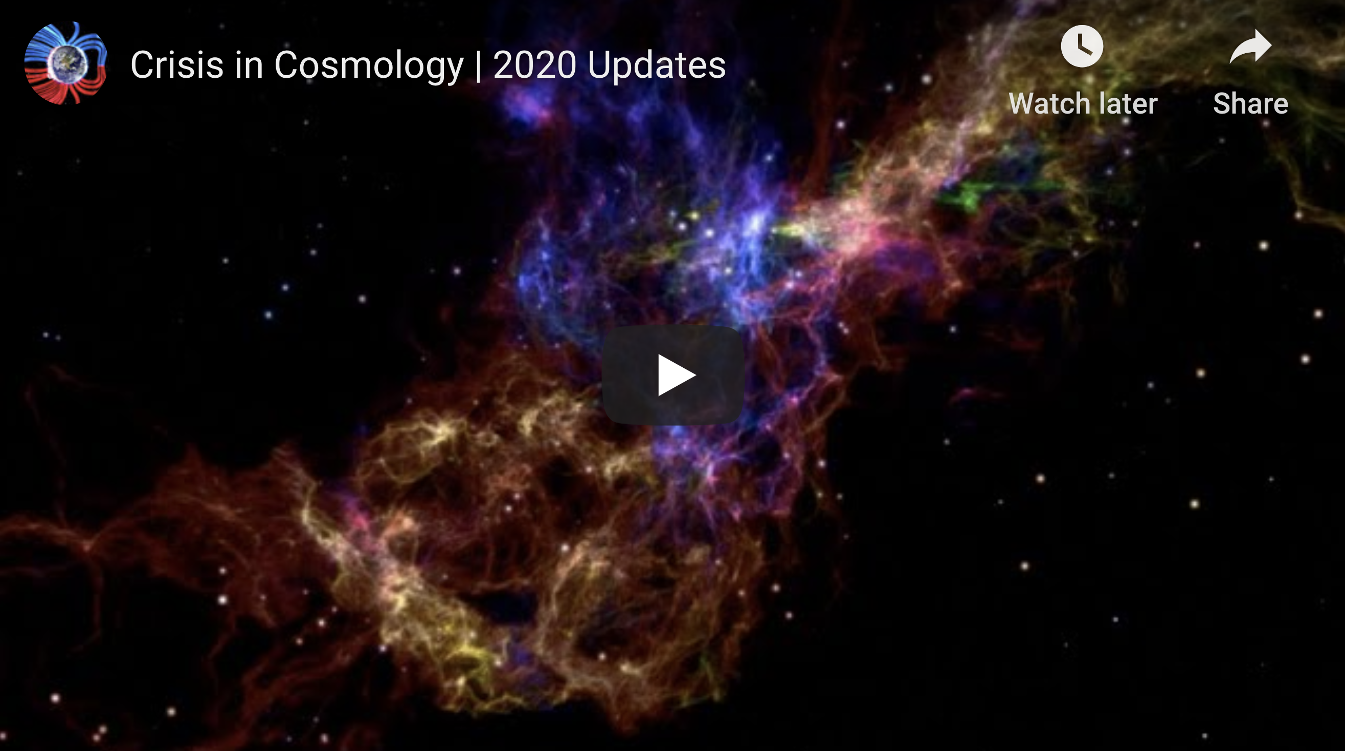 Crisis in Cosmology 2020 Updates EXZM Suspicious Observers Post September 10th 2020