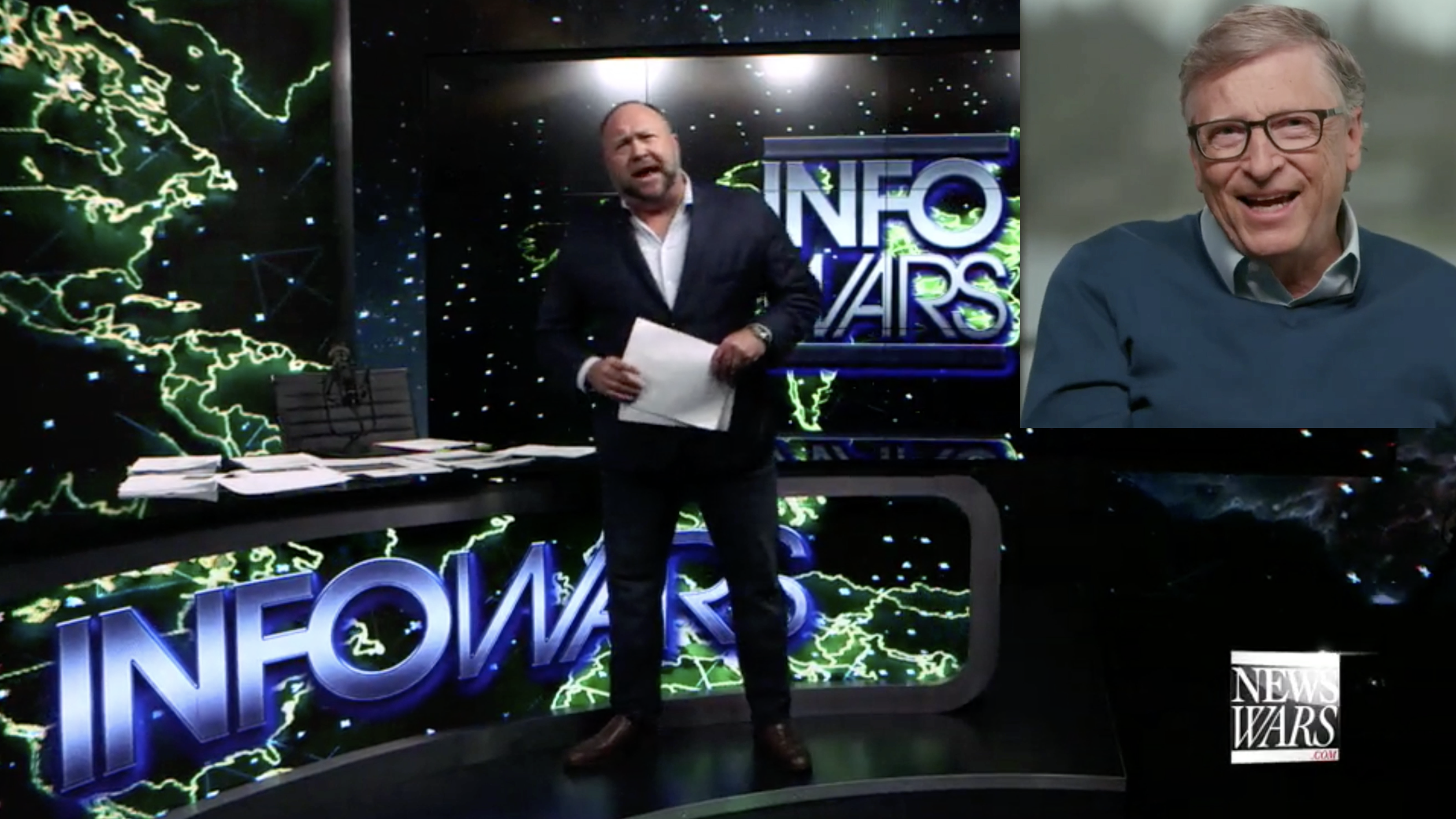Watch Live: Globalists Admit Lockdown Will Never End