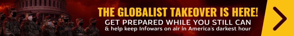 Globalist Takeover InfowarsStore January 19th 2021
