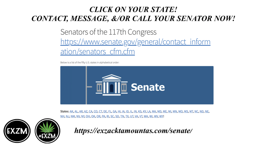 OFFICIAL EXZM Senators post January 23rd 2021