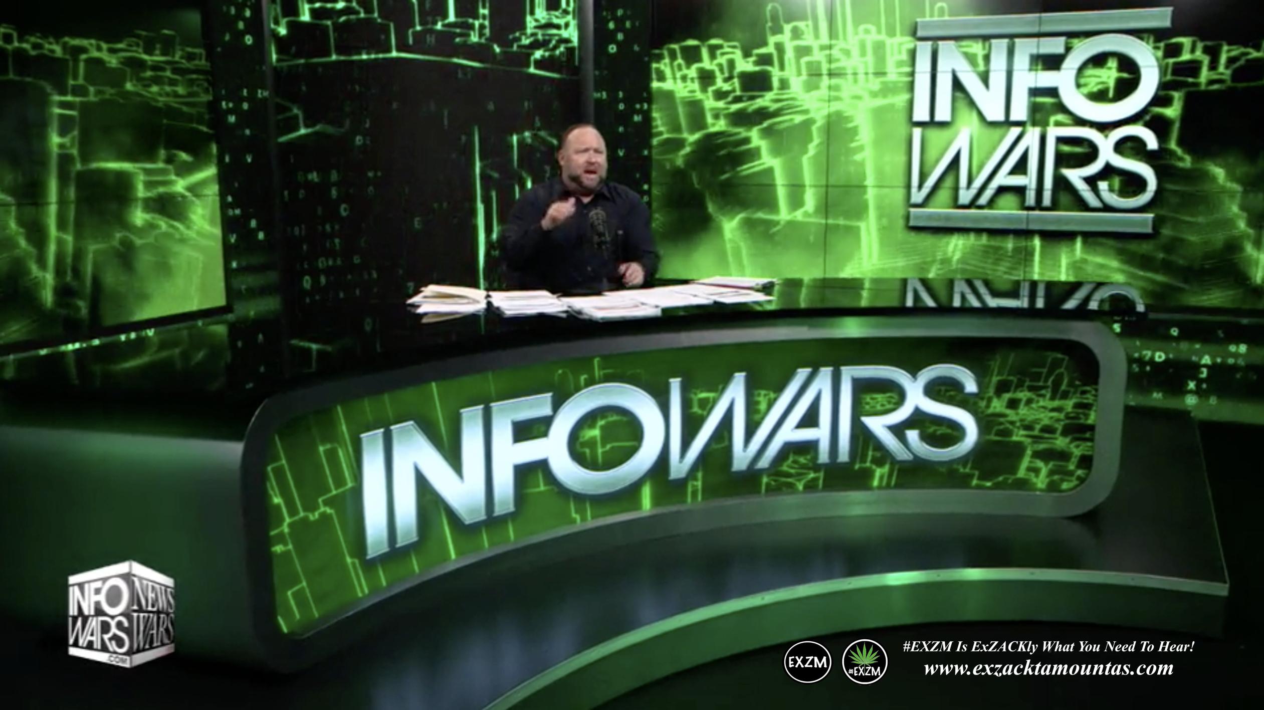 Alex Jones Infowars Studio EXZM Zack Mount February 11th 2021 copy
