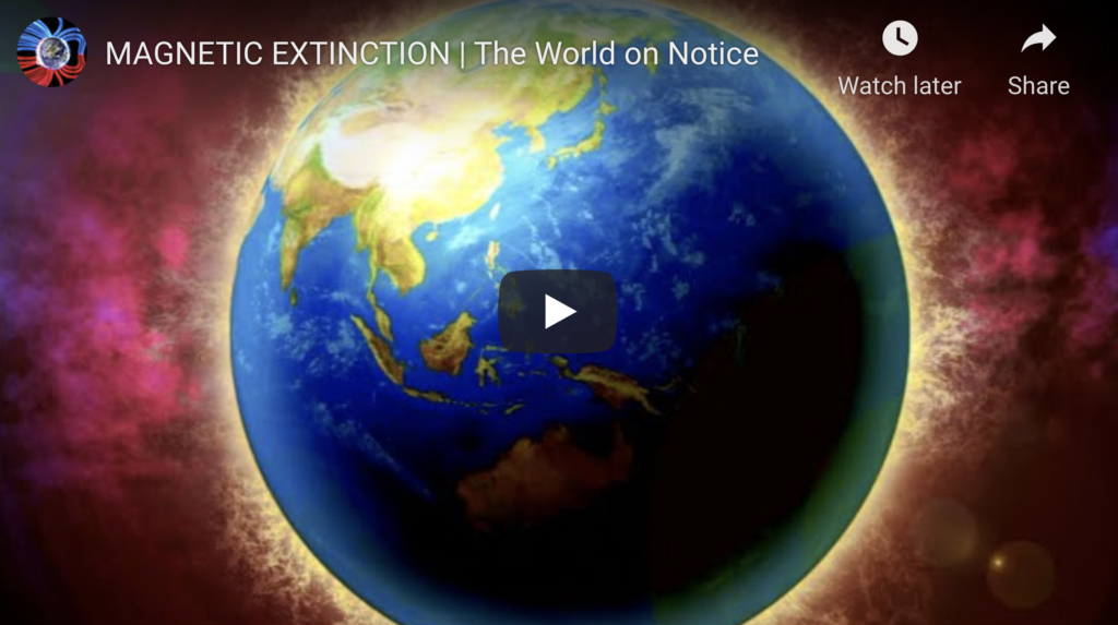 Suspicious Observers Post MAGNETIC EXTINCTION The World on Notice EXZM Zack Mount February 21st 2021