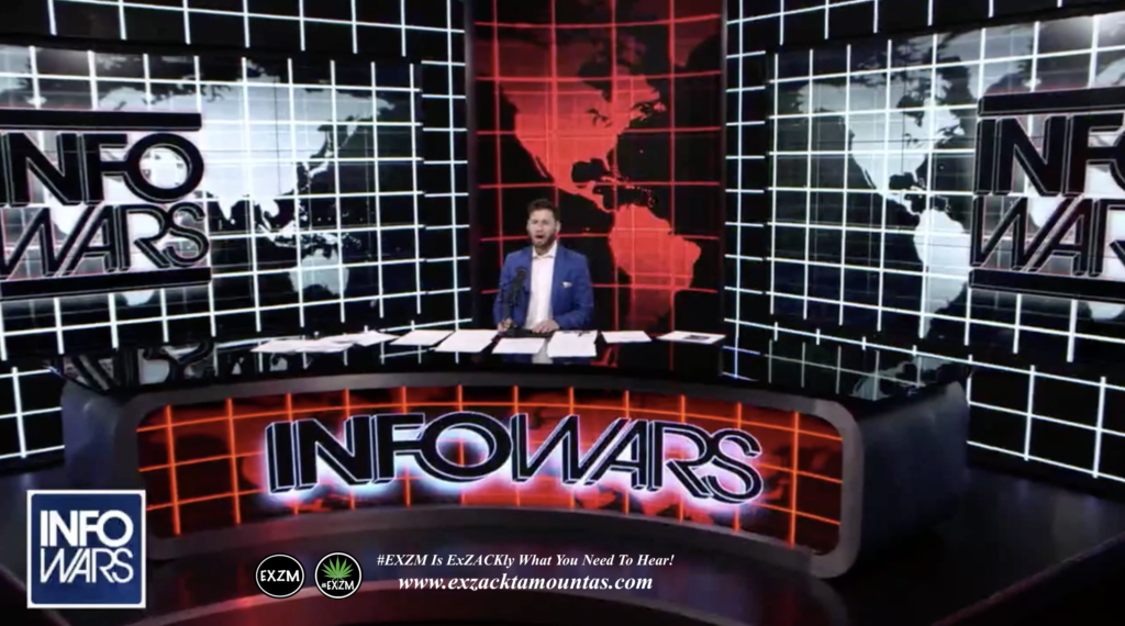 Alex Jones Owen Shroyer Live Infowars Studio EXZM Zack Mount March 21st 2021 copy