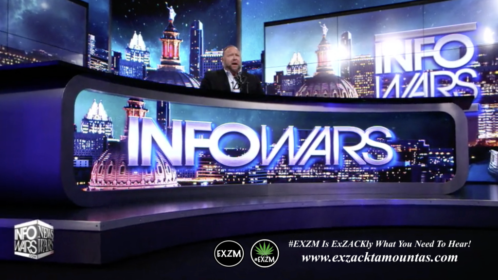 Alex Jones Live Infowars Studio EXZM Zack Mount May 10th 2021 copy