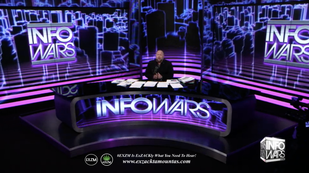 Alex Jones Live Infowars Studio EXZM Zack Mount May 12th 2021 copy