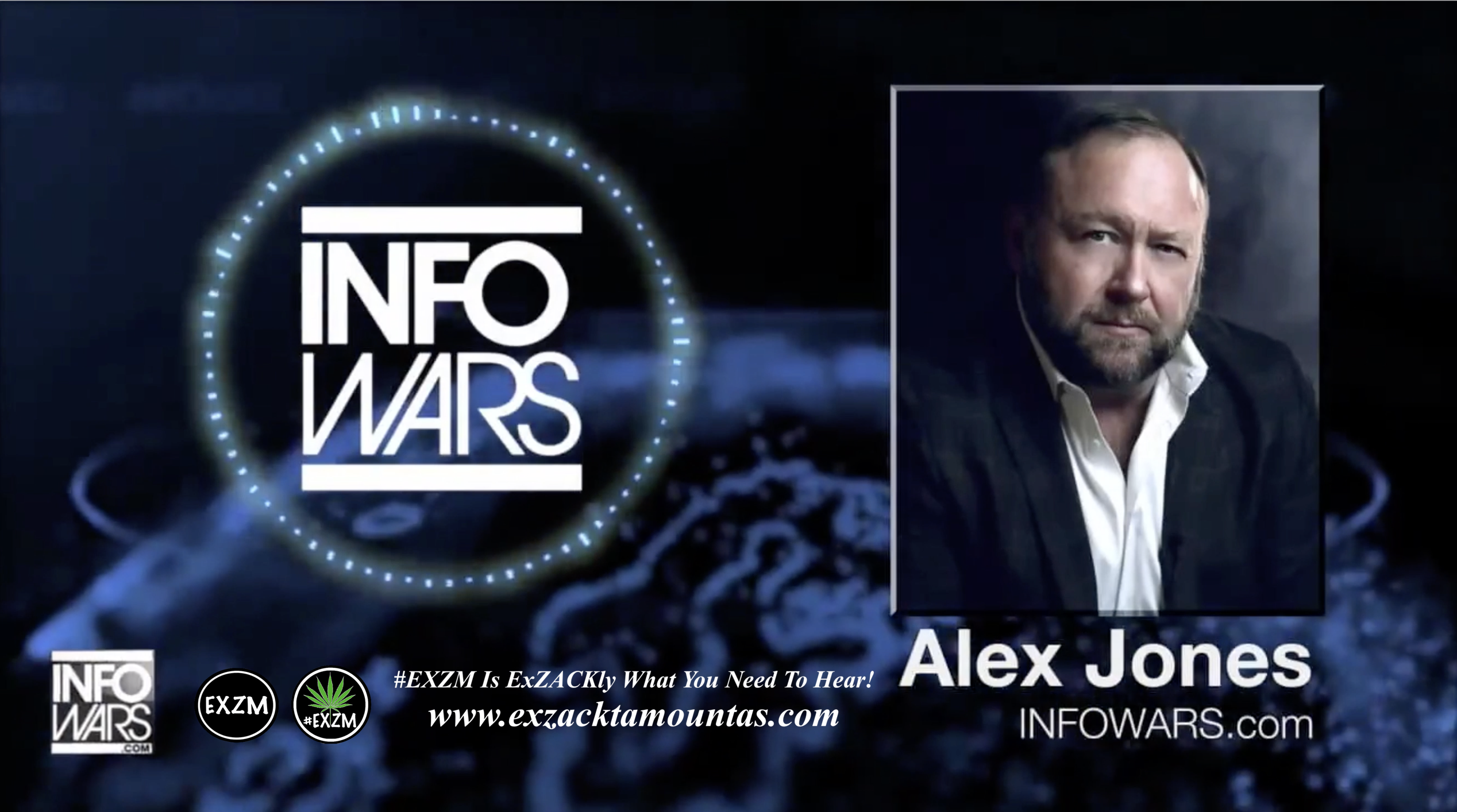 Alex Jones Live Infowars Studio EXZM Zack Mount May 16th 2021 copy