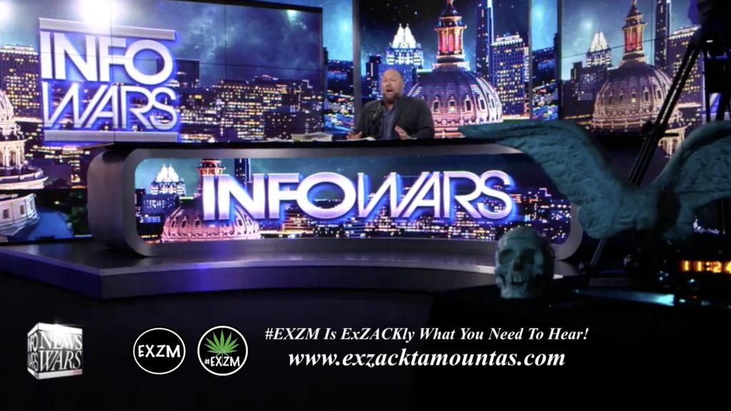 Alex Jones Live Infowars Studio EXZM Zack Mount May 3rd 2021 copy