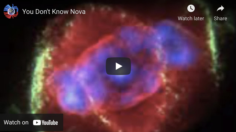Suspicious Observers Post You Don't Know Nova EXZM Zack Mount June 22nd 2021