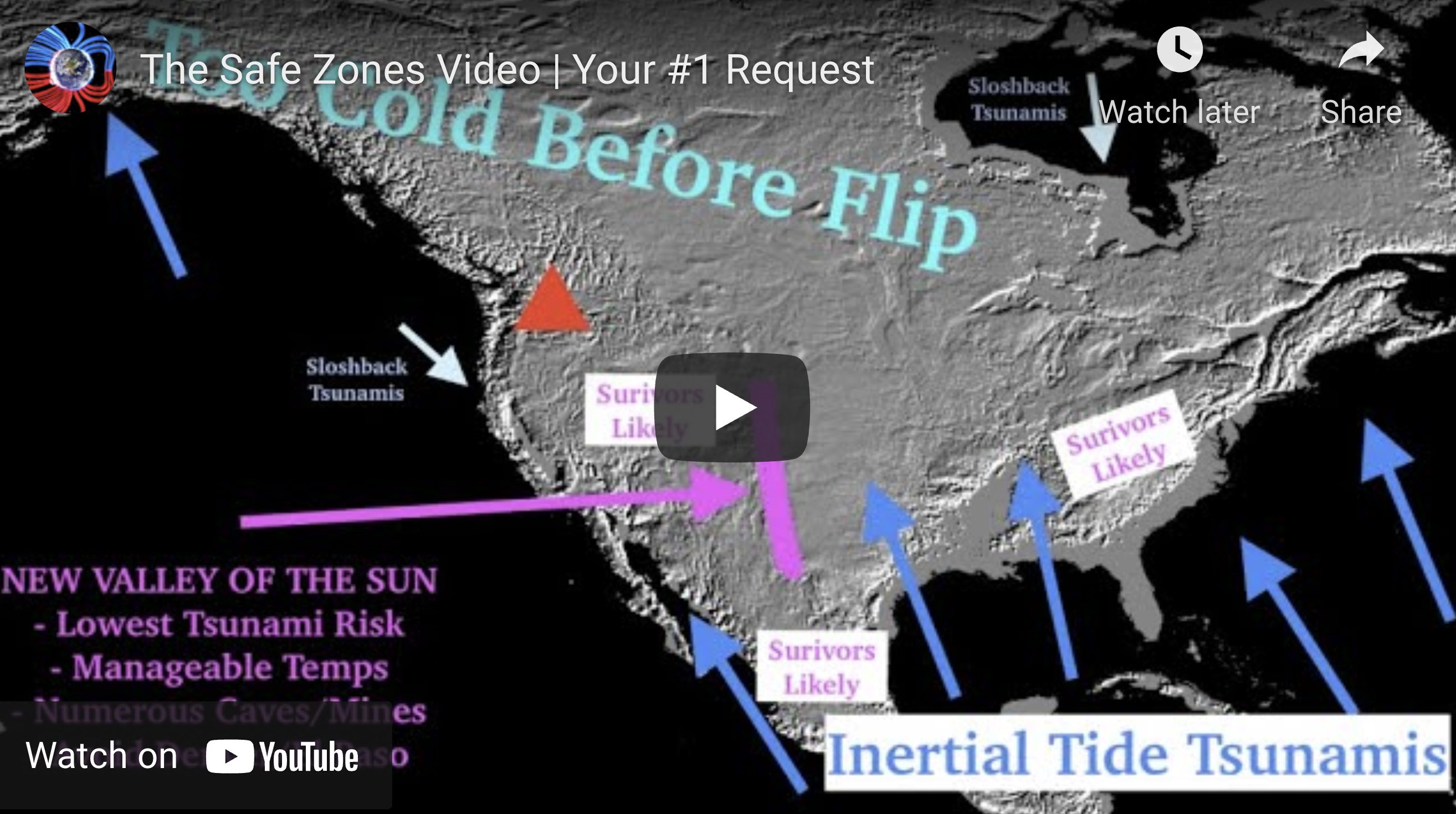 The Safe Zones Video Your 1 Request Suspicious Observers Post EXZM Zack Mount June 29th 2021