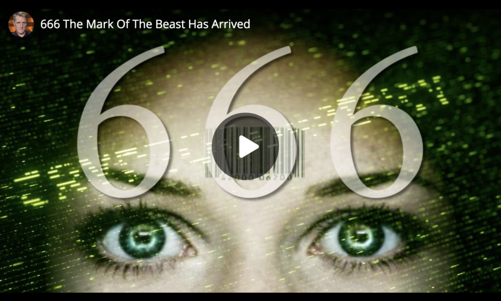666 The Mark Of The Beast Has Arrived EXZM Zack Mount April 20th 2020
