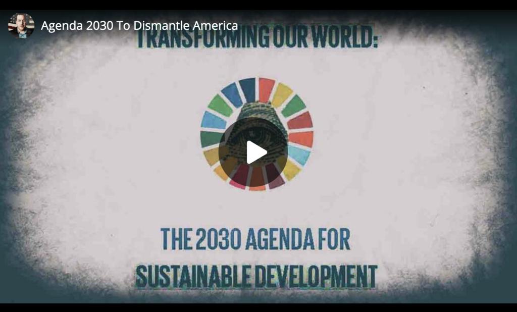 Agenda 2030 To Dismantle America EXZM Zack Mount November 16th 2020