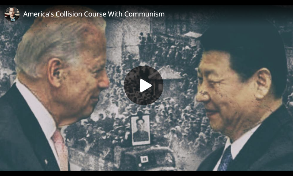Americas Collision Course With Communism EXZM Zack Mount November 30th 2020