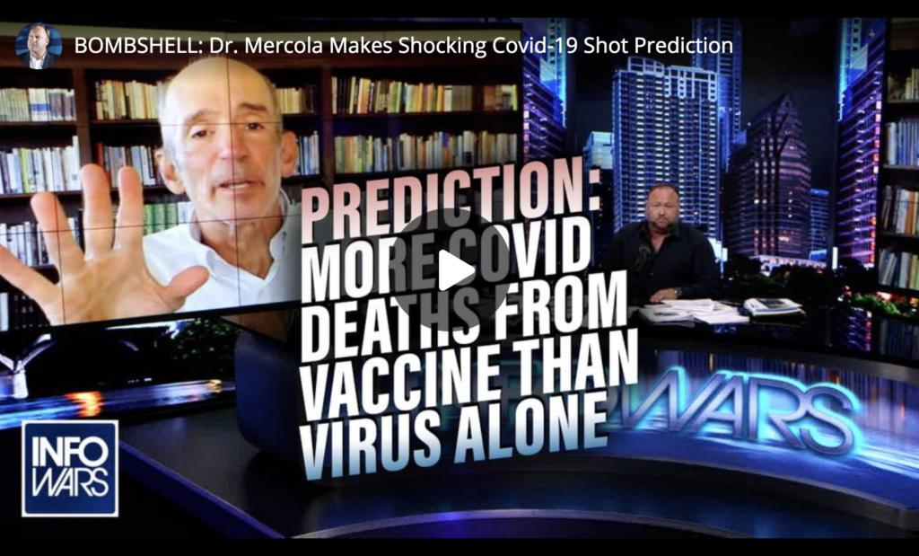 BOMBSHELL Dr Mercola Makes Shocking Covid19 Shot Prediction EXZM Zack Mount May 5th 2021