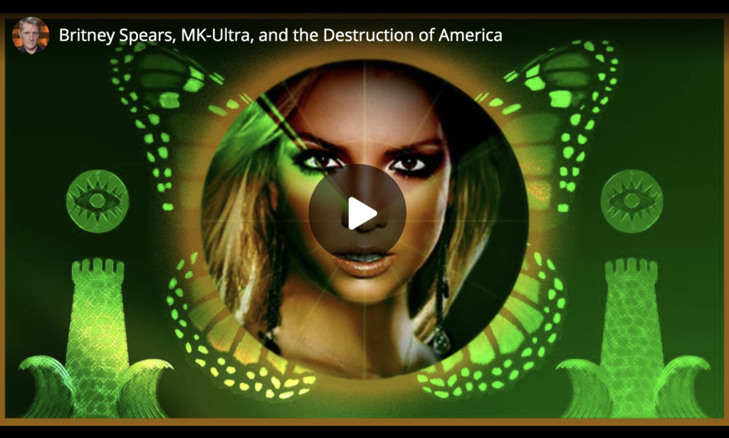 Britney Spears MKUltra and the Destruction of America EXZM Zack Mount July 9th 2021