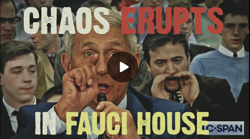 Chaos Erupts in Fauci House EXZM Zack Mount July 21st 2021