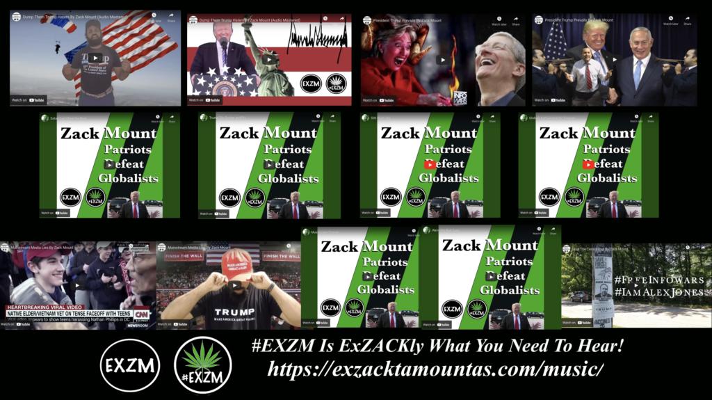 Compilation Zack Mount Music Videos EXZM Zack Mount July 12th 2021