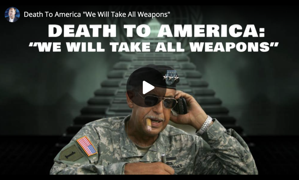 Death To America We Will Take All Weapons EXZM Zack Mount June 29th 2021