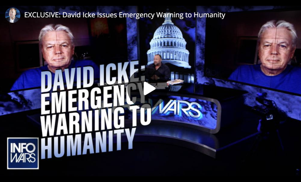 EXCLUSIVE David Icke Issues Emergency Warning to Humanity EXZM Zack Mount April 15th 2021
