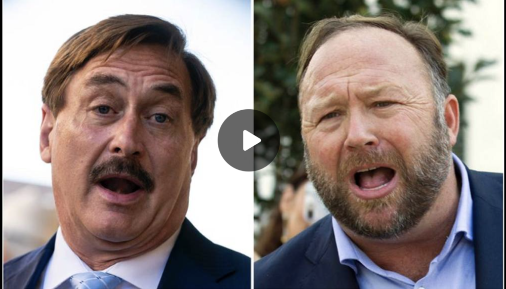 EXCLUSIVE Trump Optimistic He Will Be Reinstated Says Mike Lindell EXZM Zack Mount July 19th 2021