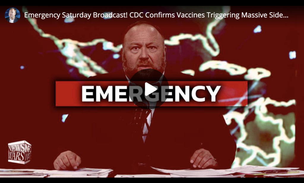 Emergency Saturday Broadcast CDC Confirms Vaccines Triggering Massive Side Effects and Death EXZM Zack Mount June 12th 2021