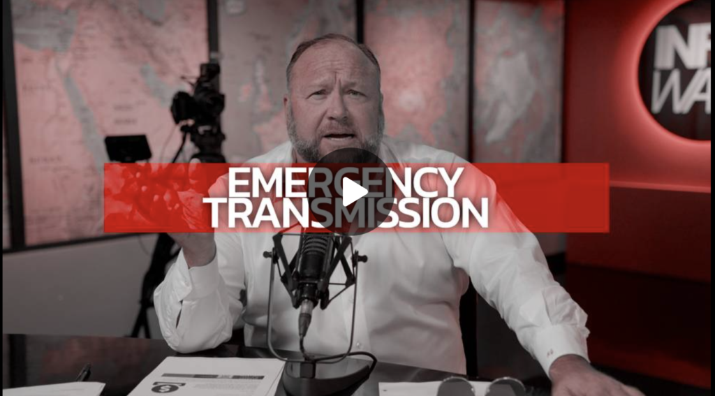 Emergency Saturday Transmission Biden Administration Preparing Forced Injections EXZM Zack Mount July 17th 2021
