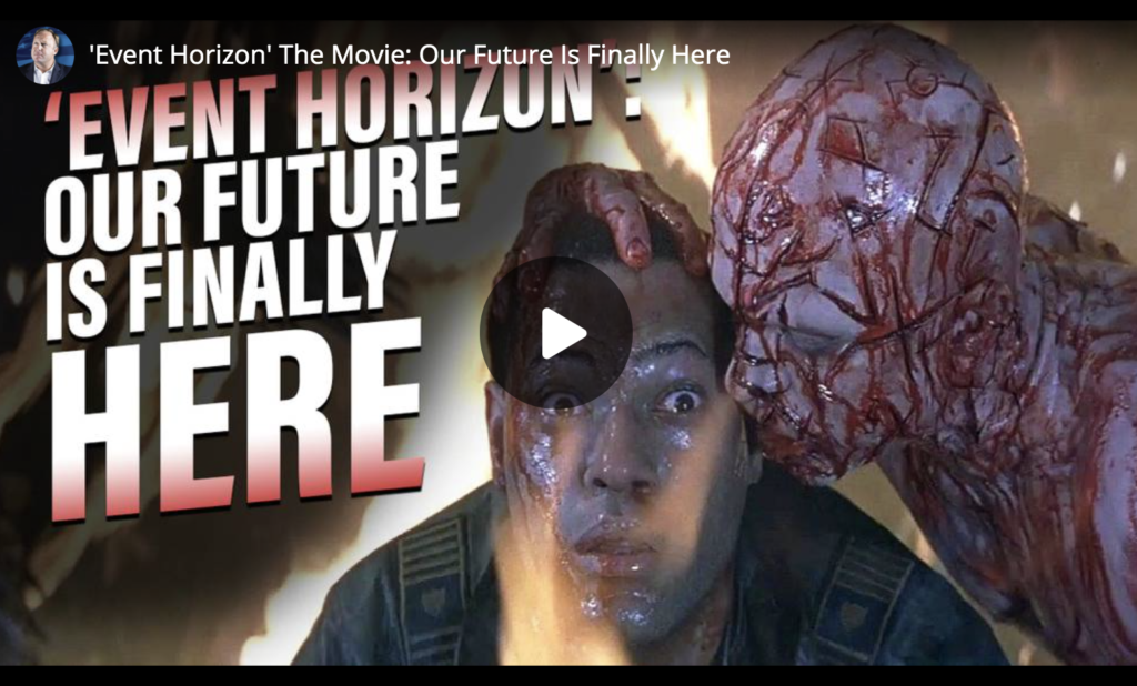 Event Horizon The Movie Our Future Is Finally Here EXZM Zack Mount May 28th 2021