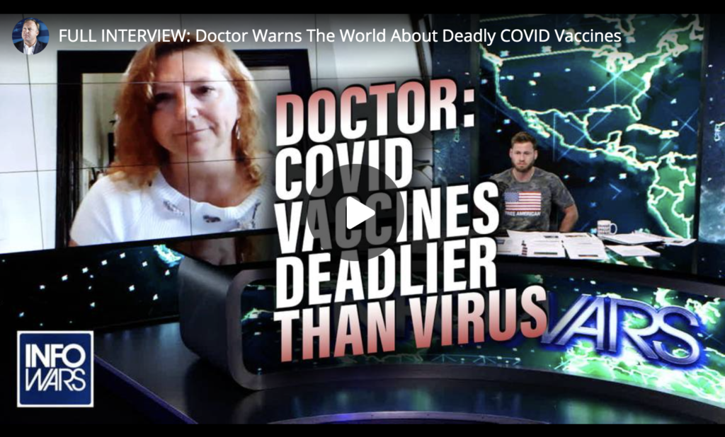 FULL INTERVIEW Doctor Warns The World About Deadly COVID Vaccines EXZM Zack Mount June 30th 2021