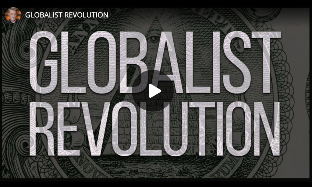 GLOBALIST REVOLUTION EXZM Zack Mount June 17th 2021
