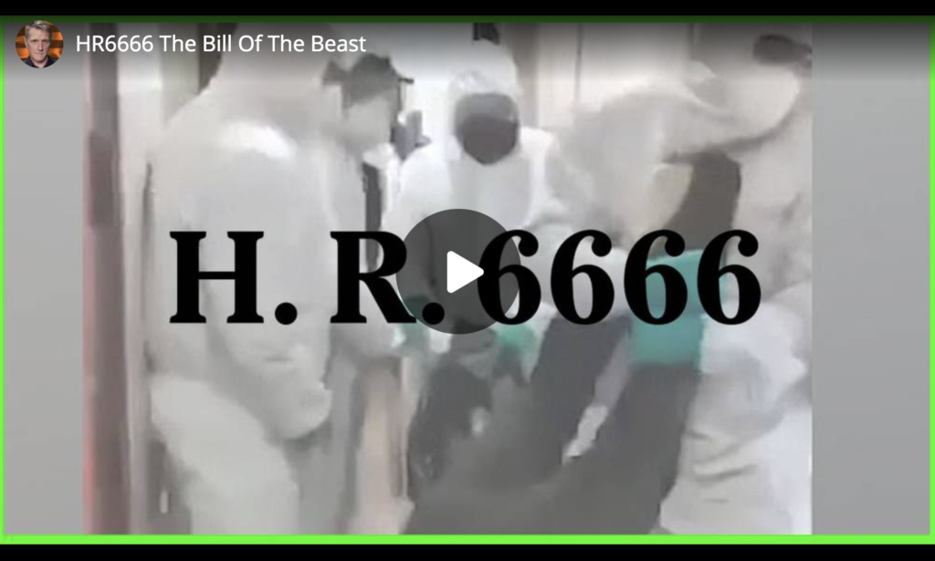 HR6666 The Bill Of The Beast EXZM Zack Mount May 9th 2020
