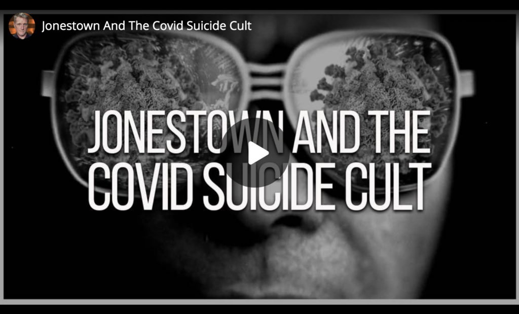 Jonestown And The Covid Suicide Cult EXZM Zack Mount May 19th 2021