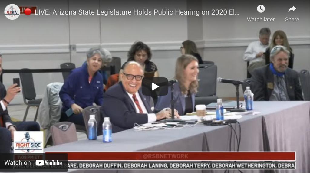LIVE Pennsylvania State Legislature Holds Public Hearing on 2020 Election EXZM Zack Mount November 30th 2020