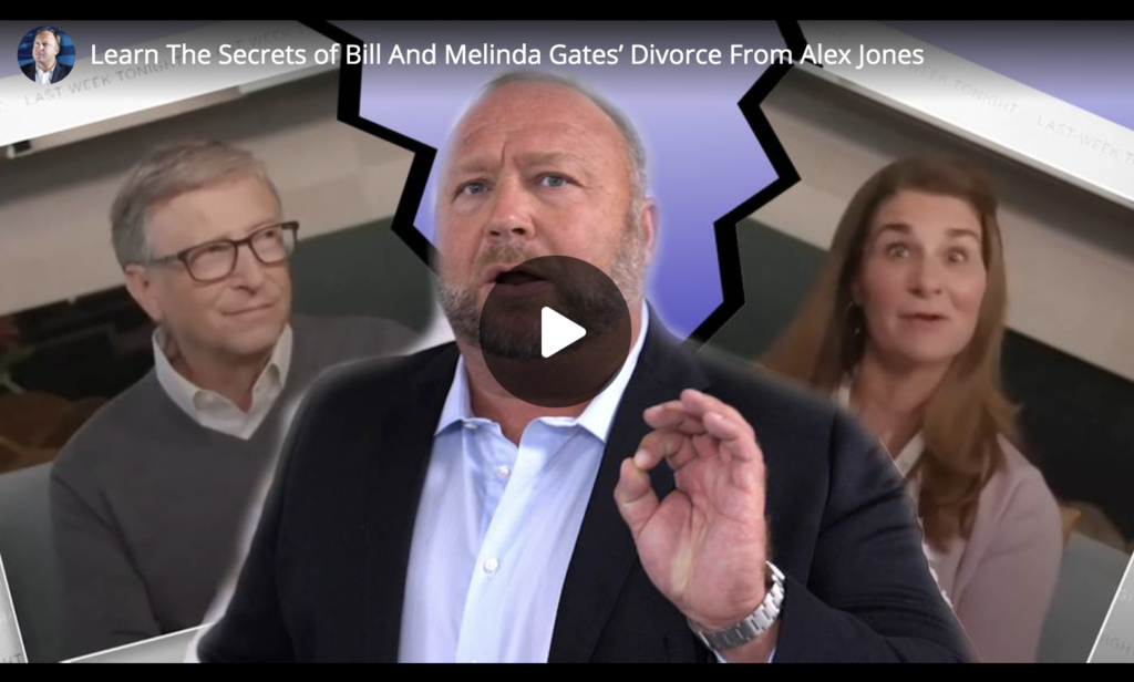 Learn The Secrets of Bill And Melinda Gates Divorce From Alex Jones EXZM Zack Mount May 3rd 2021