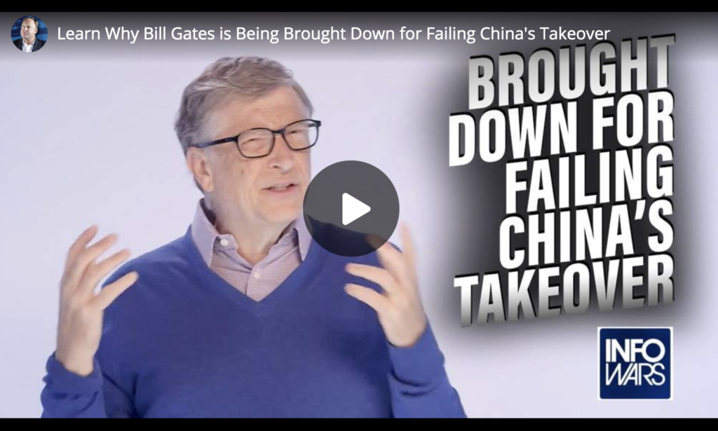 Learn Why Bill Gates is Being Brought Down for Failing Chinas Takeover EXZM Zack Mount May 17th 2021