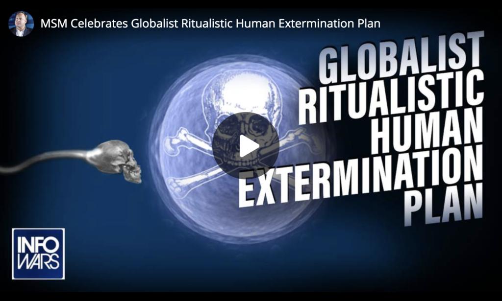 MSM Celebrates Globalist Ritualistic Human Extermination Plan EXZM Zack Mount May 24th 2021