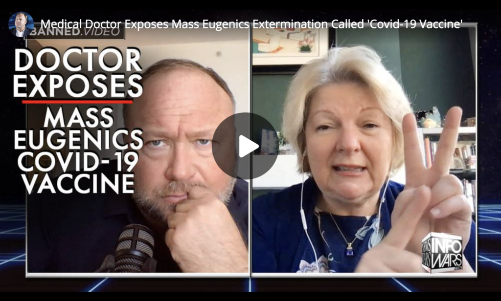 Medical Doctor Exposes Mass Eugenics Extermination Called Covid19 Vaccine EXZM Zack Mount March 5th 2021