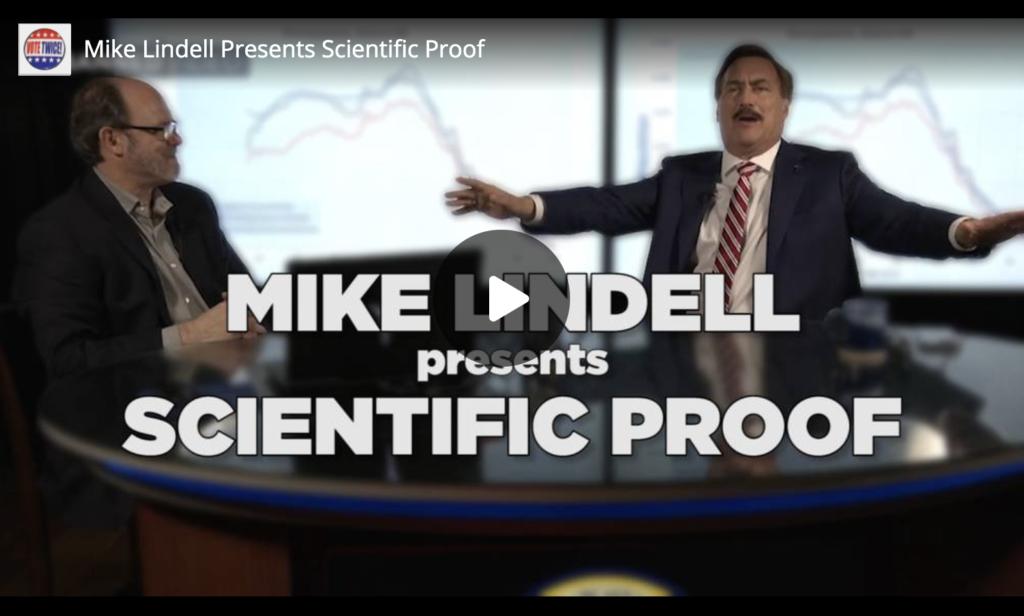 Mike Lindell Presents Scientific Proof EXZM Zack Mount April 2nd 2021